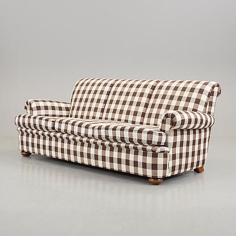 Josef frank, soffa, svenskt tenn, modell 703.
