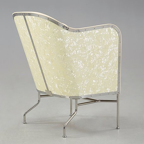 Mats theselius, a 'star' easy chair, källemo sweden 2009.