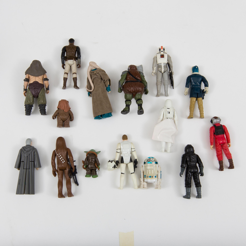 VINTAGE Star Wars Snowspeeder parti KENNER COPRIBATTERIA CABINA DI PILOTAGGIO finestra Harpoon