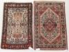 Mattor, 2 st. orientaliska. ca 114x72, 118x78.