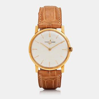 964. ULYSSE NARDIN, wristwatch, 33 mm,