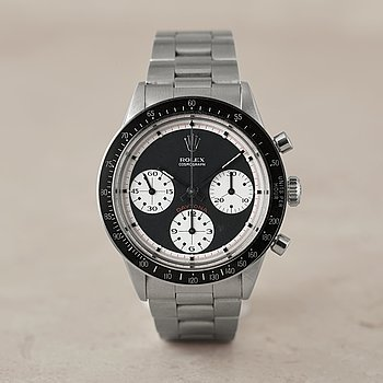 "147. ROLEX, Cosmograph Daytona, ""Paul Newman"", ""Units per hour 200"", chronograph, wristwatch, 37 mm,"