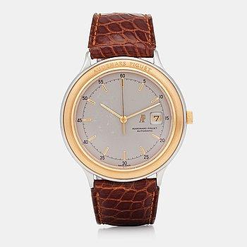 965. AUDEMARS PIGUET, Genève, wristwatch, 40,5 mm,