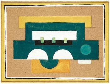 163. Fernand Léger, Komposition.