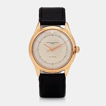 967. VACHERON & CONSTANTIN, Genève, wristwatch, 35 mm,