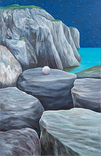 """Risto suomi, """"pearl of the night"""""""