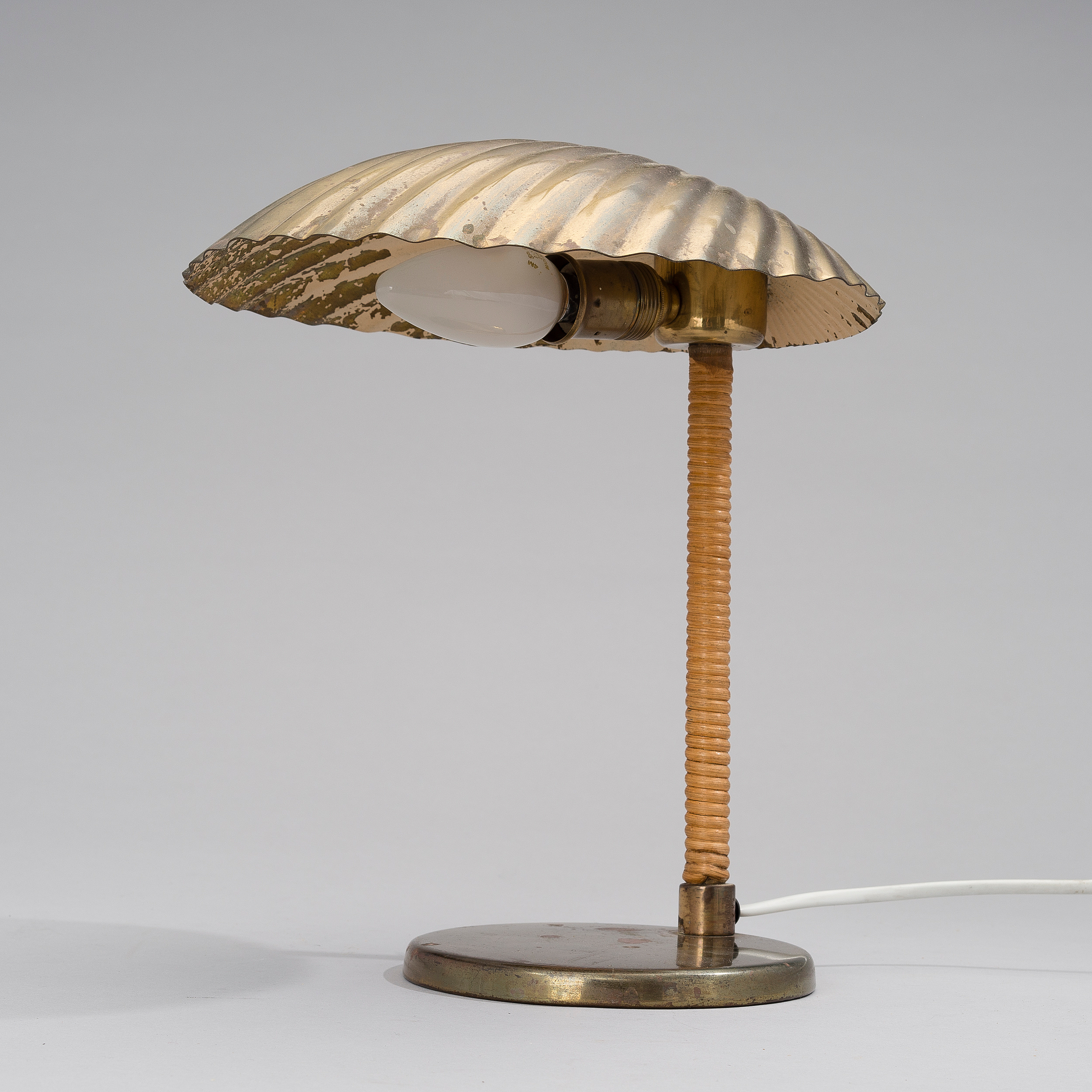 Paavo Tynell A Desk Lamp Shell Manufactured By Taito Oy