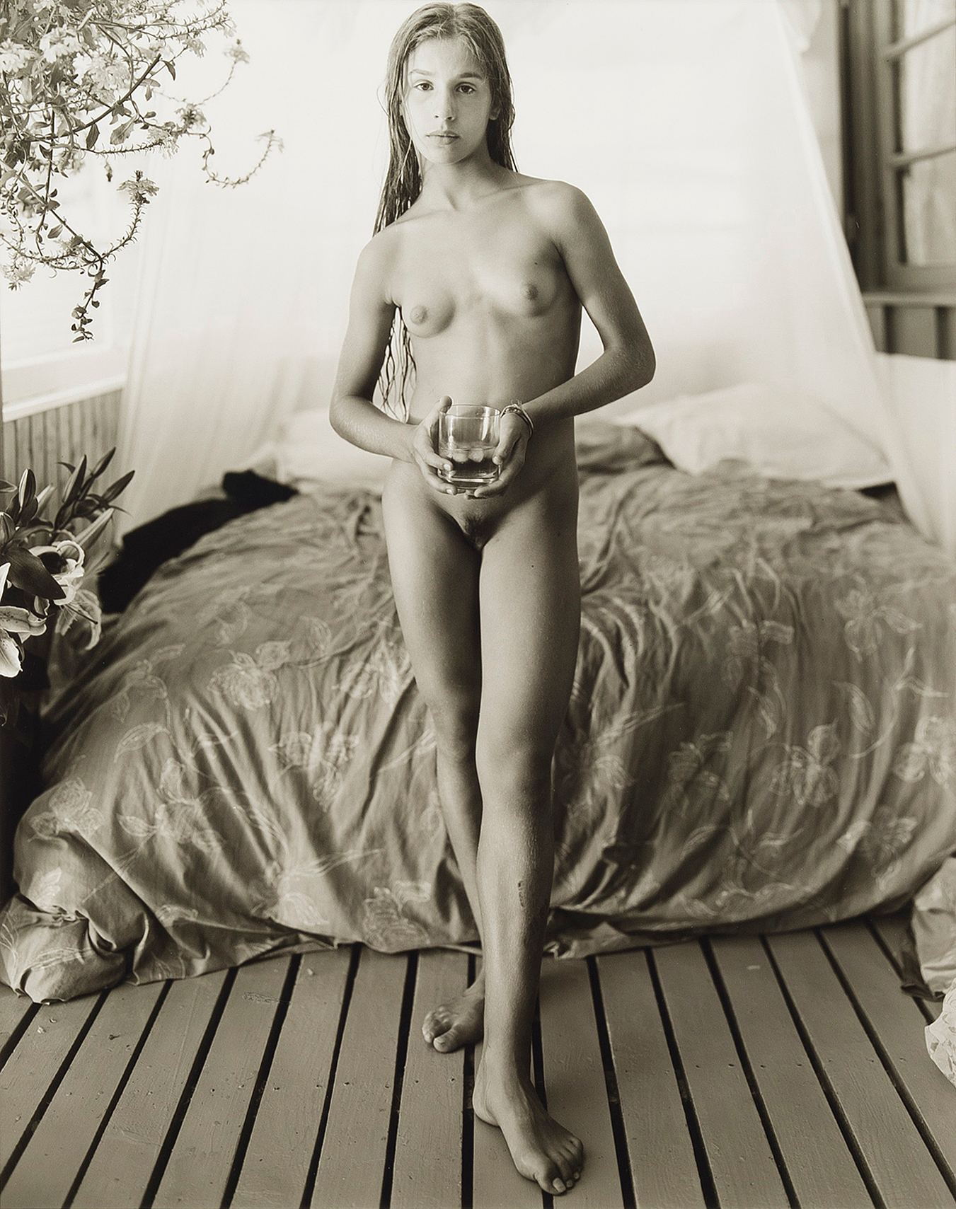 Something is. Young jock sturges photo controversial girls congratulate, what