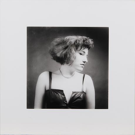 "Tuija lindstrÖm, ""pia"". 1982"