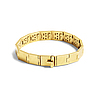Wiwen nilsson, a wiwen nilsson 18k gold bracelet, lund, sweden 1965.