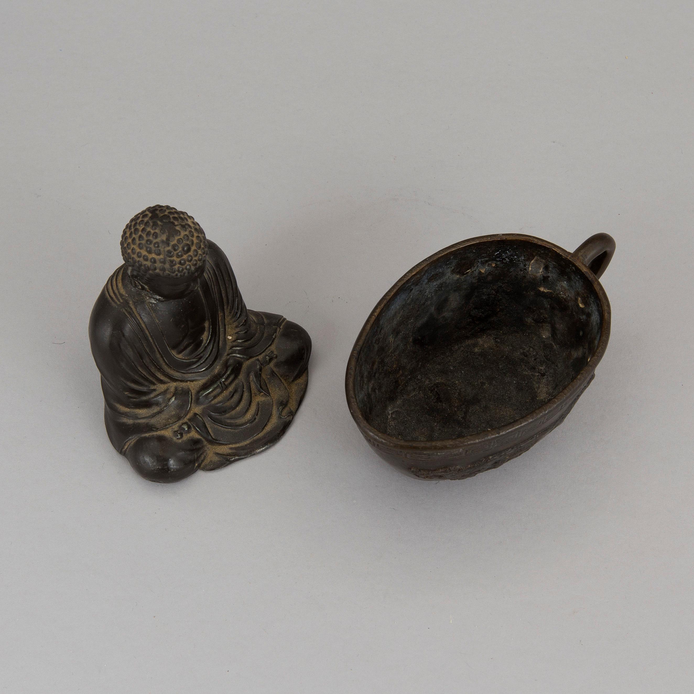 Dating brons Buddha