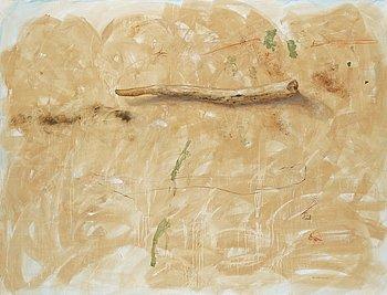 LENNART ASCHENBRENNER, olja på duk, signerad och daterad -87.