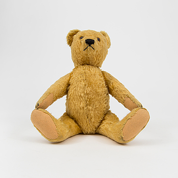 A Steiff teddybear Germany 1930/40s.