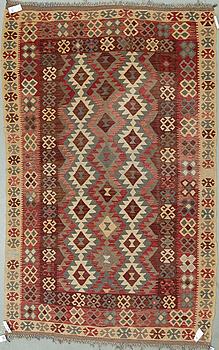 KELIM. Sannolikt Anatolsk. Ca 248 x 156 cm.