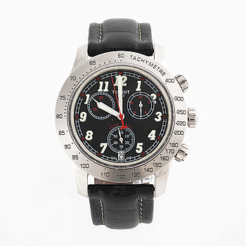 TISSOT, V8, chronograph, tachymetre, wrist watch, 43,5 mm.