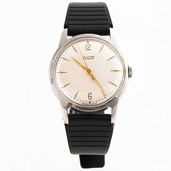 TISSOT, wrist watch, 33,5 mm.