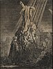 Rembrandt harmensz van rijn, after, etching, 1633, probably 19th century state.