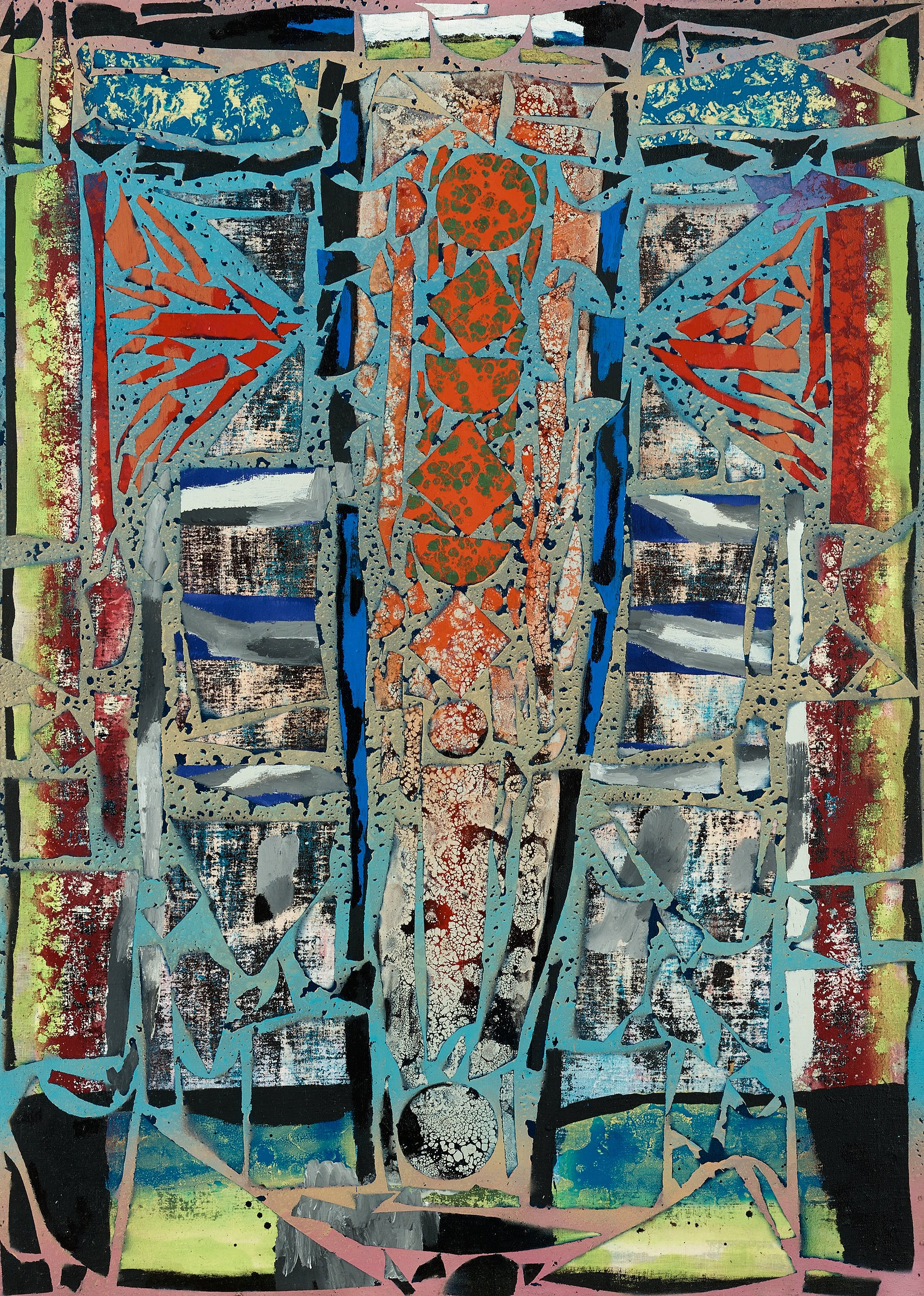ALFRED BOMAN Untitled