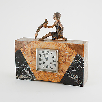 A table clock from the 1920s/30s.