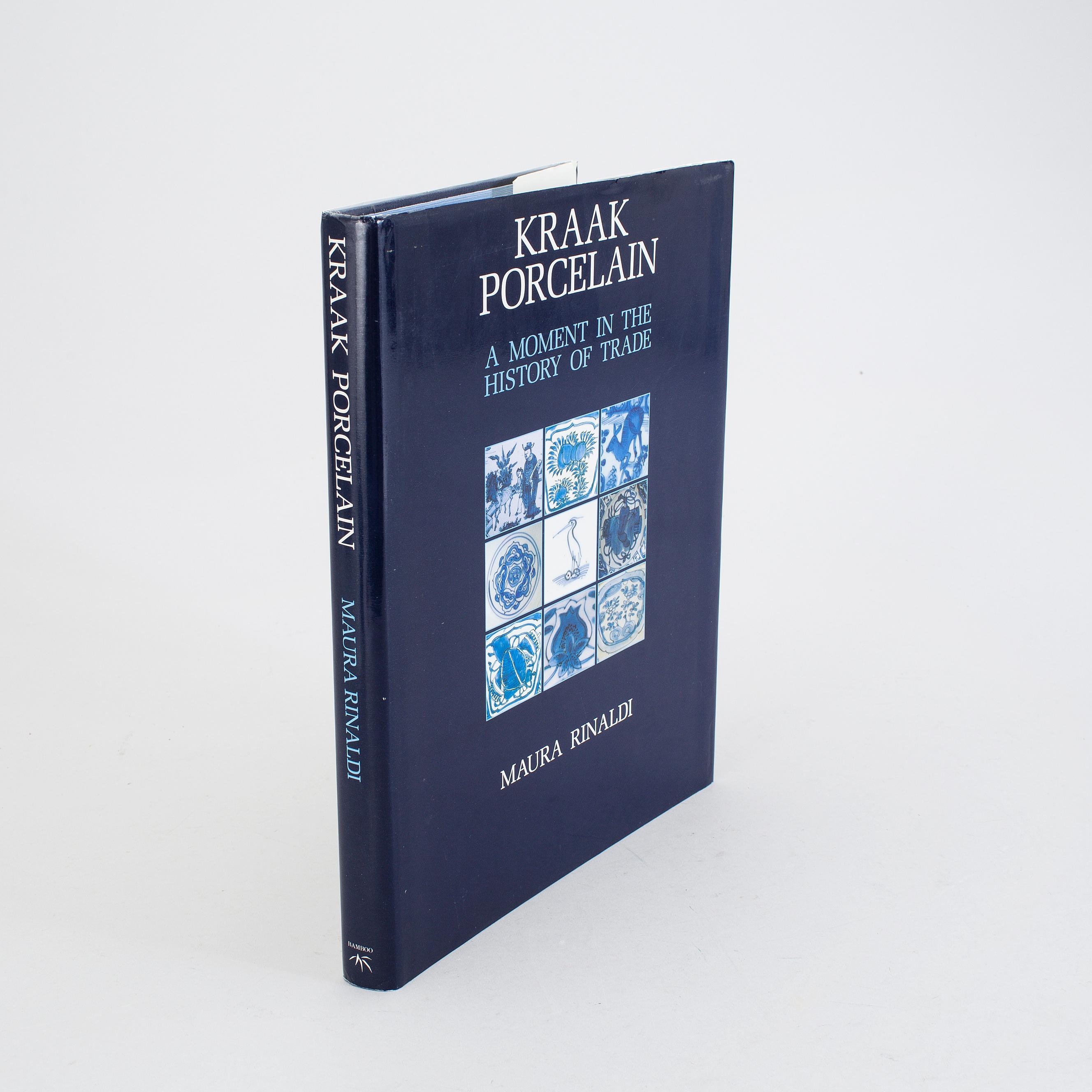 Book kraak porcelain maura rinaldi bamboo publishing 1989 book kraak porcelain maura rinaldi bamboo publishing 1989 bukowskis fandeluxe Gallery