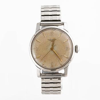 LONGINES, wrist watch, 35 mm.