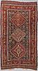 Matta, antik, qashqai, 278x156 cm