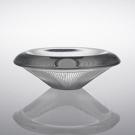 Tapio wirkkala, a bowl, 3345. signed tapio wirkkala iittala -54.