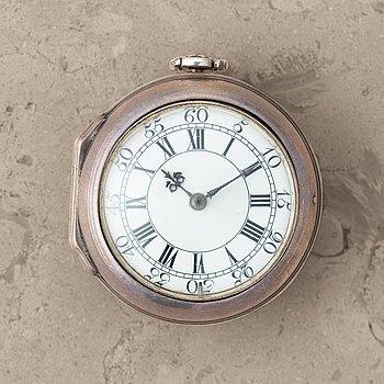 108. GEO. GRAHAM, London, pocket watch, 42,5 mm,