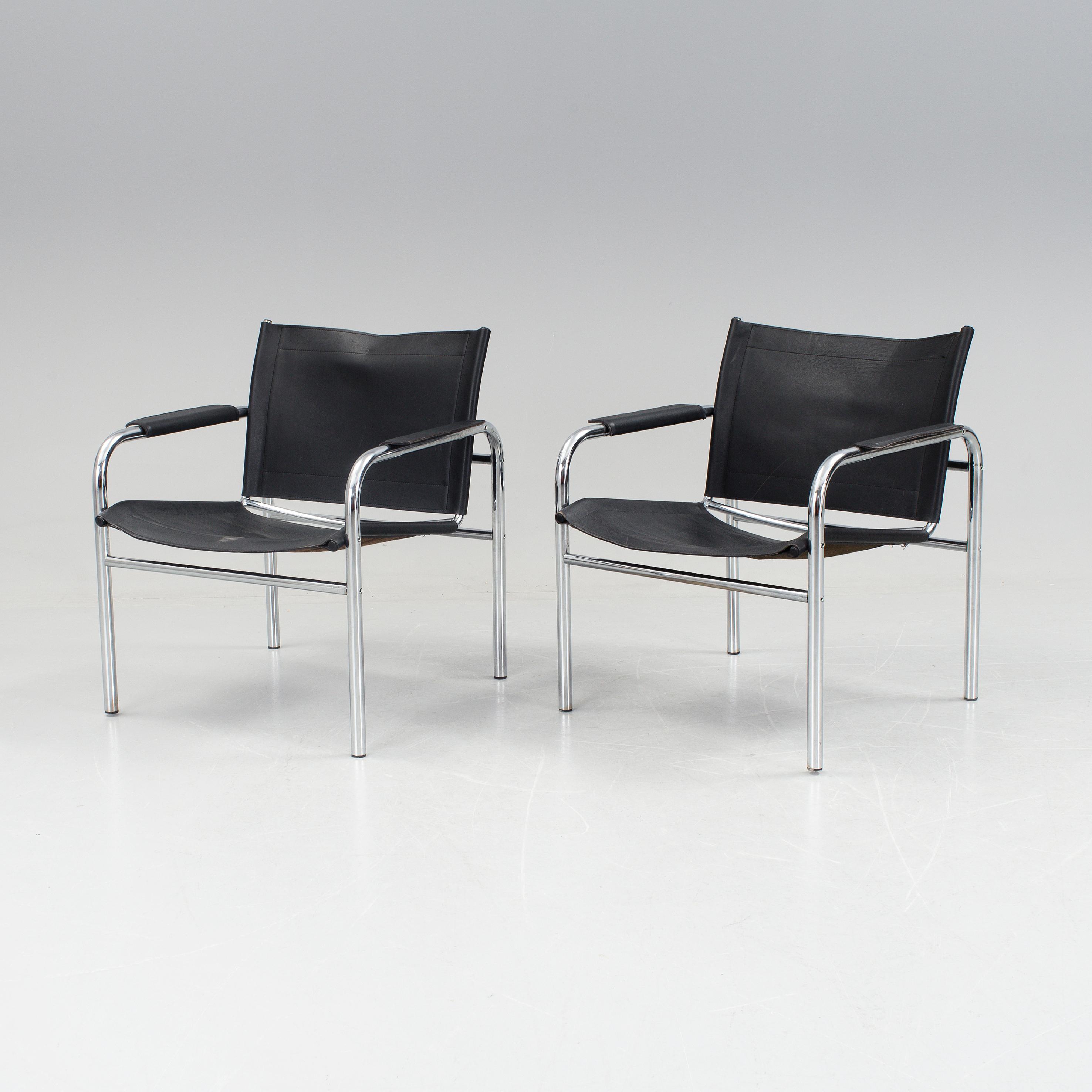 Auktion | Fåtöljer Klinte Tord Björklund IKEA | Stockholms