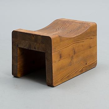 """AXEL EINAR HJORTH, TABURETT. Sannolikt modell """"Utö"""". Nordiska Kompaniet (NK). 1930-tal."""