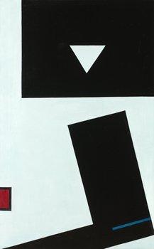 175. Olle Baertling, Composition Mim.