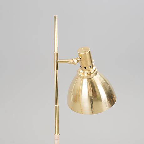 Golvlampa, 1900-talets mitt.