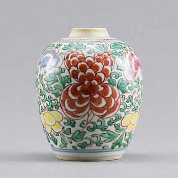 URNA, porslin, Kina,1900-tal.