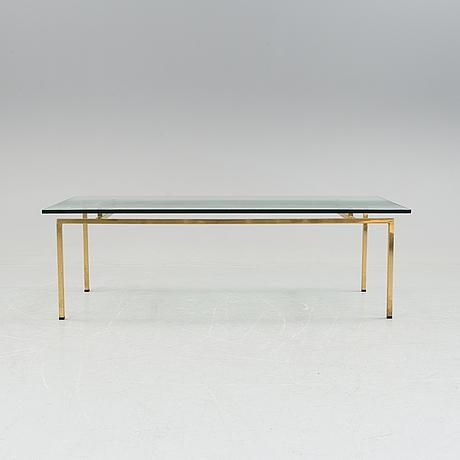 Soffbord, enligt uppgift inköpt på svenskt tenn, 1970/80-tal.
