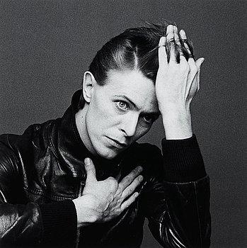 "87. Masayoshi Sukita, ""David Bowie - The Next Moment?"", 1977."