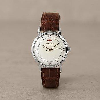 """40. JAEGER-LECOULTRE, """"Claw lugs"""", armbandsur, 33,5 mm,"""