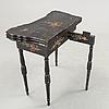 Spelbord, england 1700-tal.