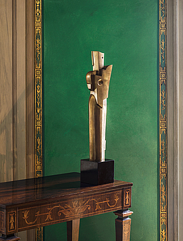 """54. Christian Berg, """"Monumentalfigur II""""."""