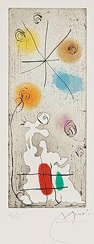 "62. Joan Miró, ""Petite barrière""."