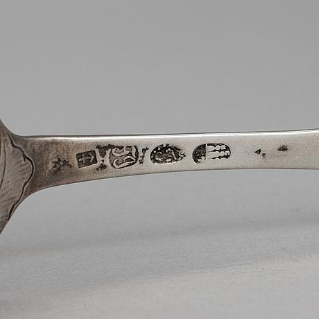 danskt silver stämplar