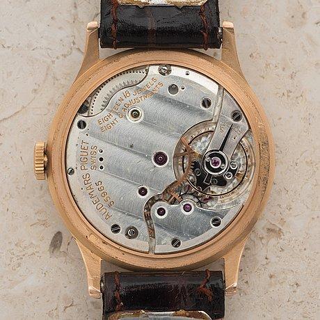 Vintage Watches For Sale >> AUDEMARS, PIGUET, Genève, wristwatch, 34 mm, - Bukowskis