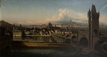 JOHANN WILHELM JANKOWSKI, PRAG.