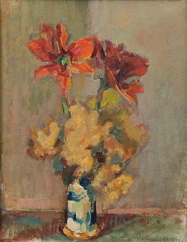 MAGNUS ENCKELL, FLOWERS IN A VASE.