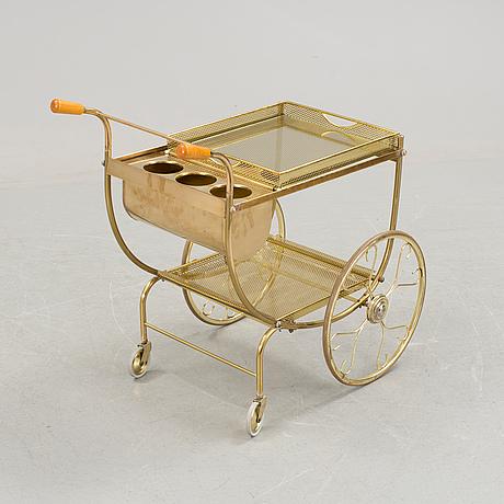 Serverinsvagn, 1900-talets andra hälft.