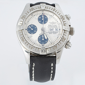 BREITLING, Superocean, chronograph, wrist watch, 42 mm.