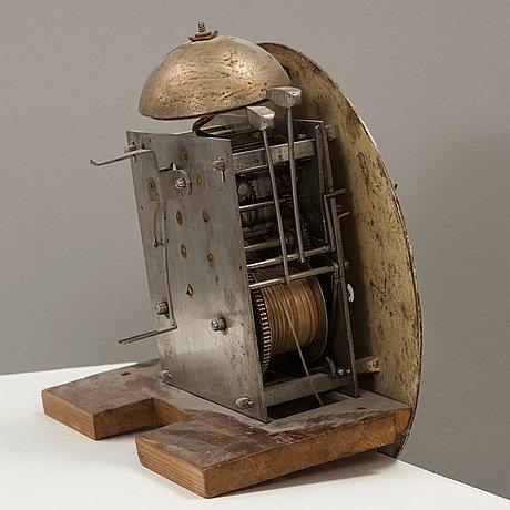 A swedish transition rococo/gustavian 18th century longcase clock.