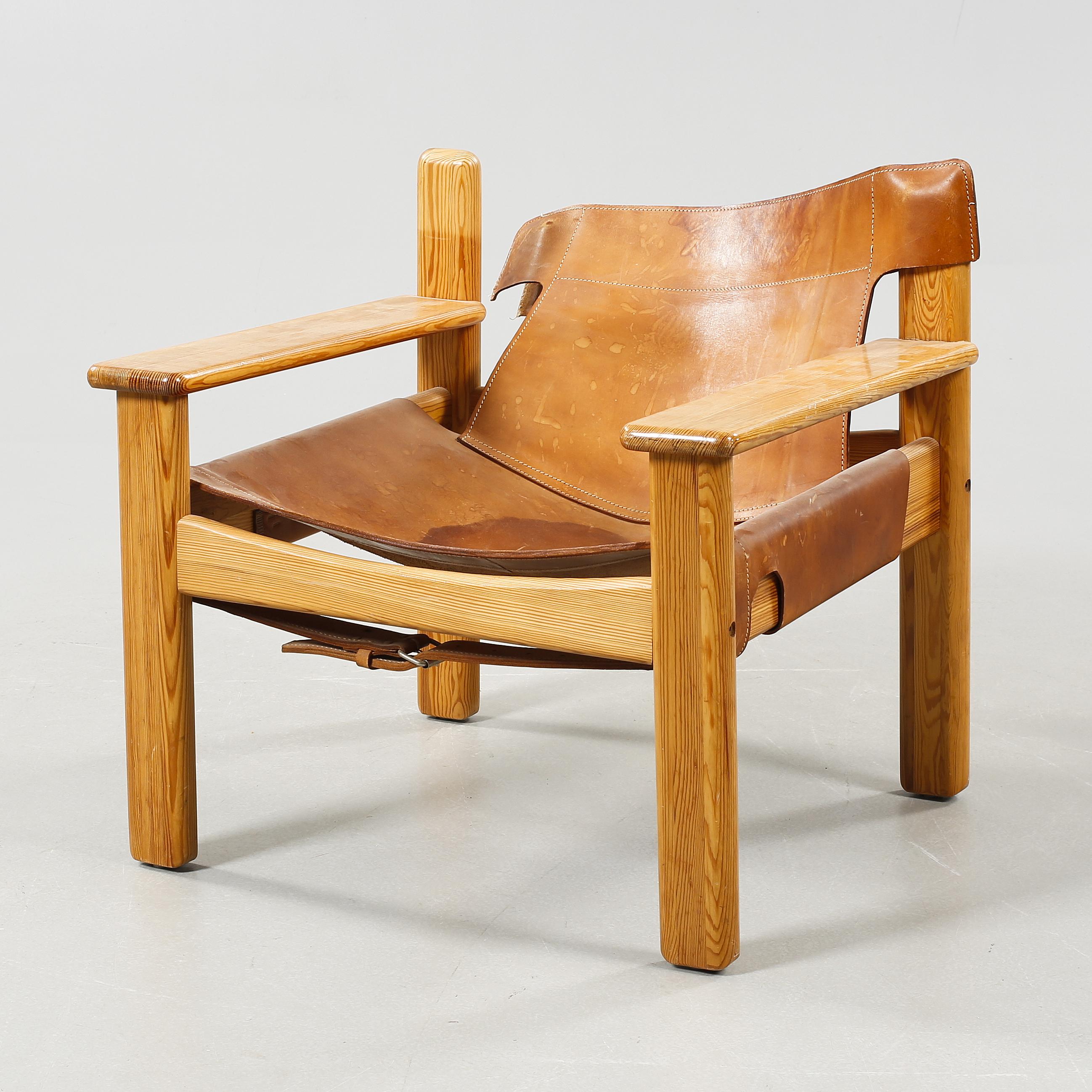 "KARIN MOBRING, fåtölj,""Natura"", IKEA, 1970 tal Bukowskis"