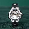 Bvlgari, diagono professional, gmt, chronometer, wristwatch, 40 mm,