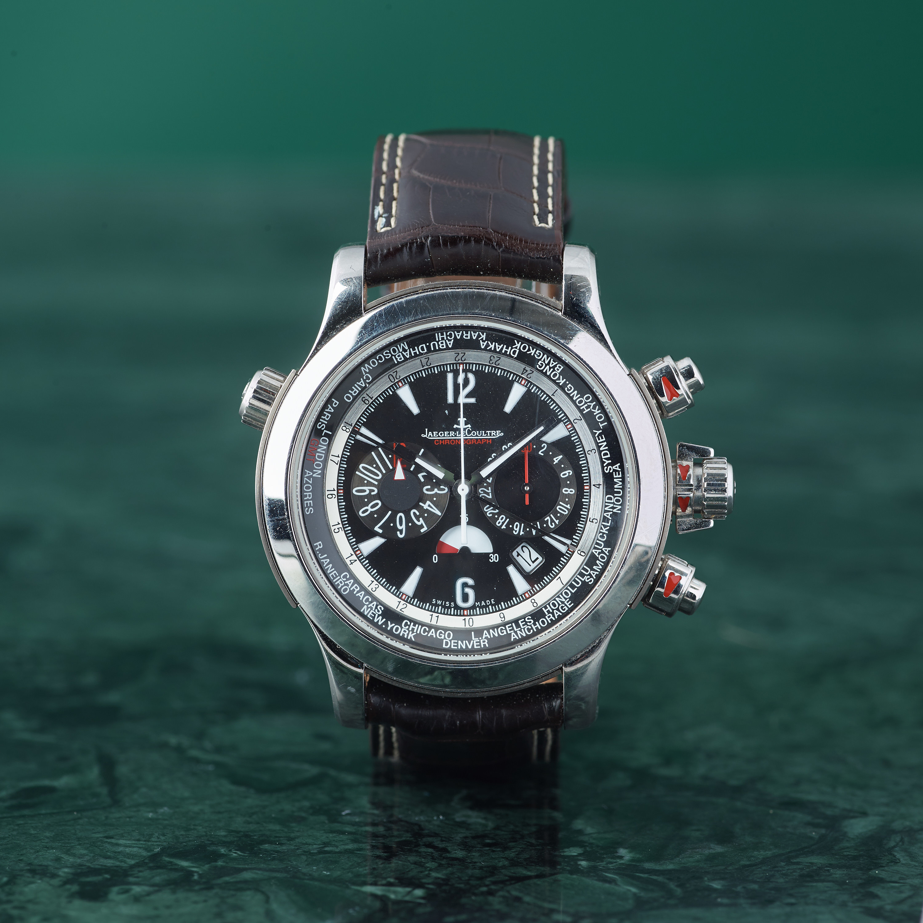 JAEGER-LECOULTRE, Master Compressor, Extreme World