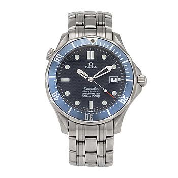 OMEGA, Seamaster Professional (300m/1000ft), Chronometer, armbandsur, 41 mm,